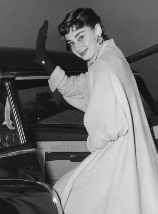 Одри Хепбэрн, 1953