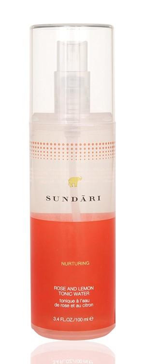 Тоник Rose & Lemon Tonic Water, SUNDÃRI, с розовой водой и экстрактом лимона