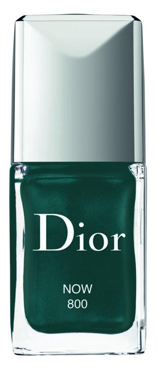 Лак для ногтей с эффектом геля Dior Vernis, лимитированное издание, №873 Now