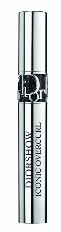 Тушь Diorshow Iconic Overcurl № 090 Black, Dior