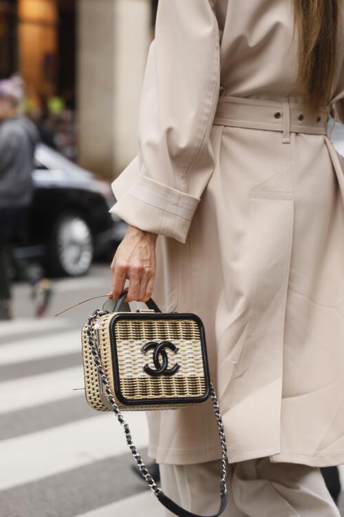 Неделя моды в Париже, сентябрь 2019