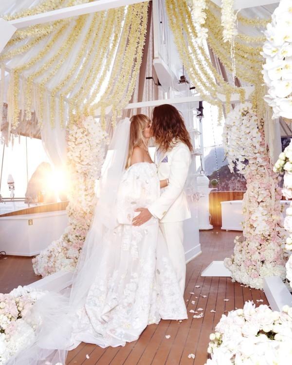 Весілля Гайді Клум і Тома Каулітца