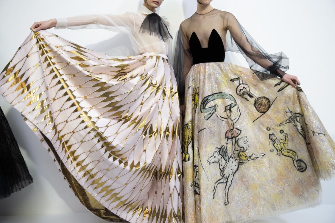 Christian Dior Couture весна-літо 2019