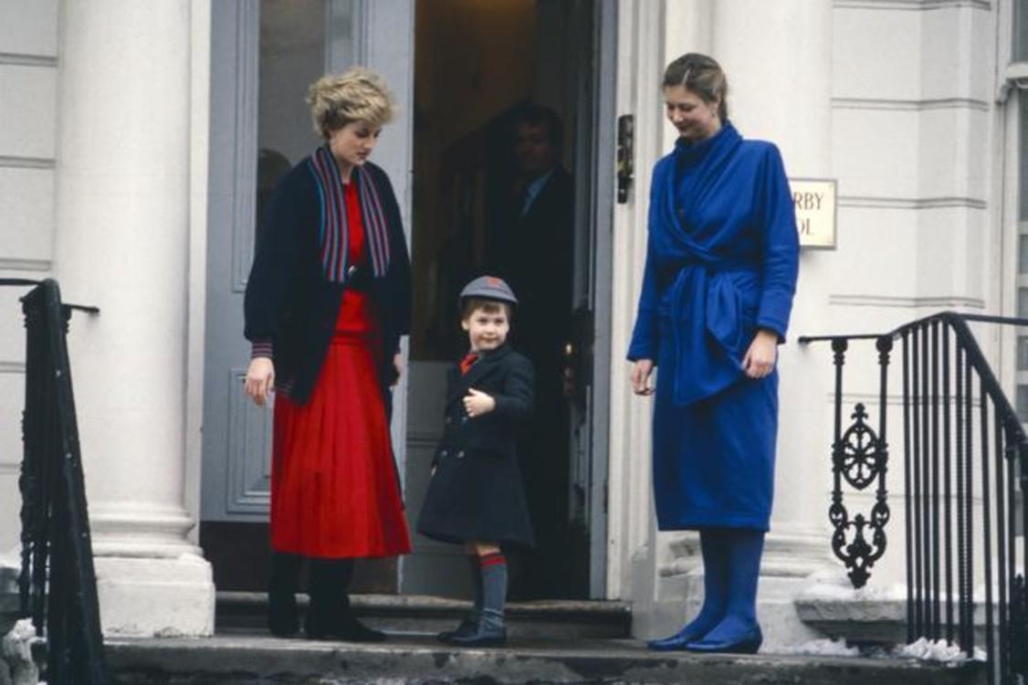 Принц Уильям, 1987