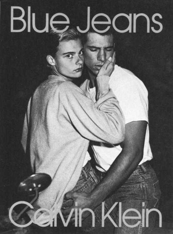 The Calvin Klein Jeans 1986
