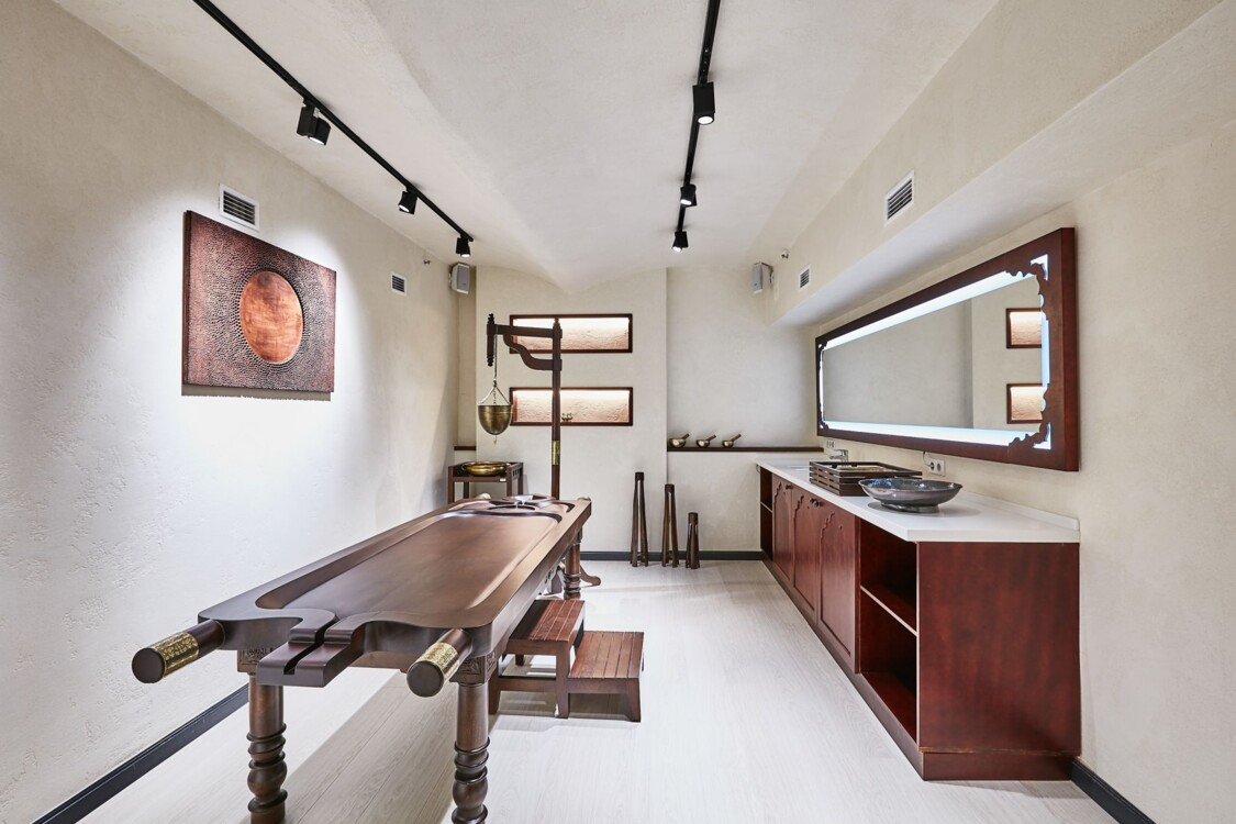 массажный кабинет в Grand Hotel Lviv Luxury & Spa