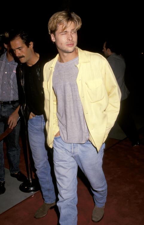 Брэд Питт, 1991