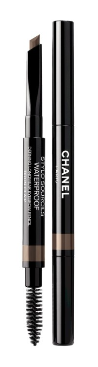 Водостійкий олівець для брів Stylo Sourcils Waterproof №806 Blond Tendre, Chanel