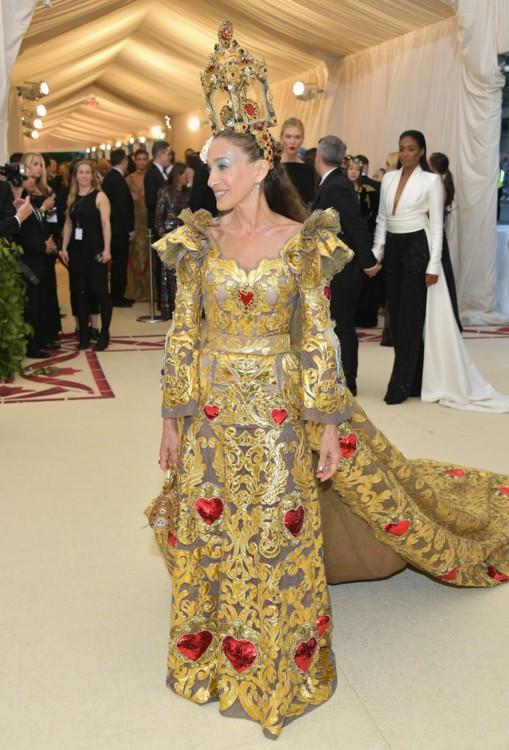 Сара Джессіка Паркер у Dolce & Gabbana