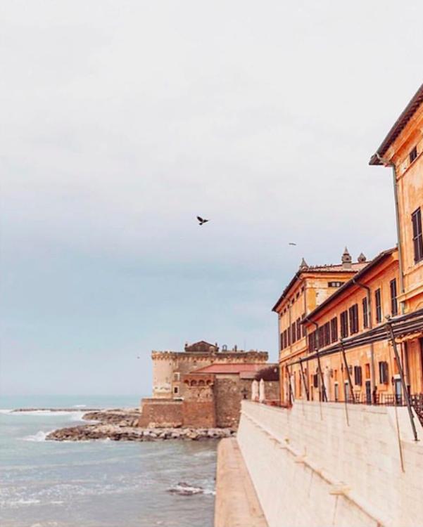 Отель La Posta Vecchia (фото: @lapostavecchiahotel)