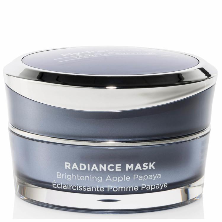 Живильна маска на основі яблука і папаї Radiance Mask, що надає шкірі сяйва, HydroPeptide. У складі – ферменти, що висвітлюють. Маска інтенсивно зволожує, висвітлює, надає сяйво