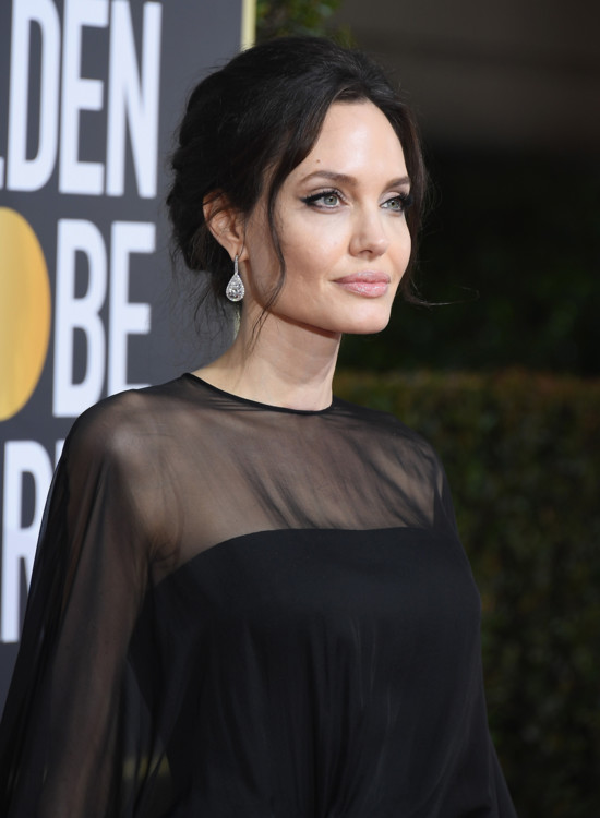 Анджелина Джоли в Forevermark
