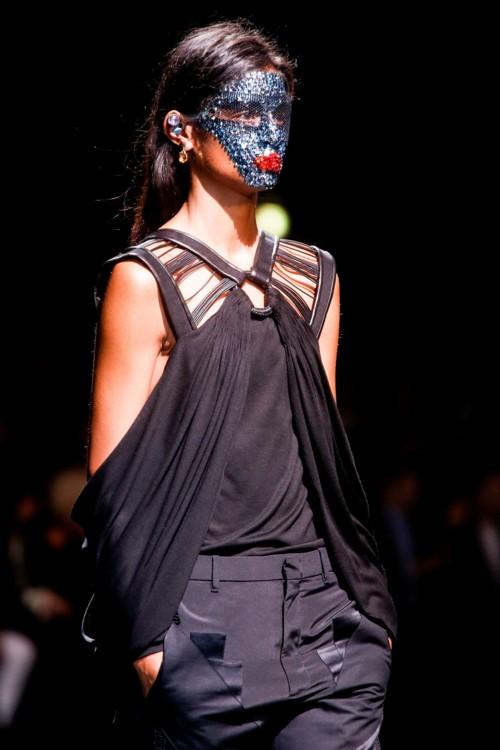 Givenchy, весна-лето 2014