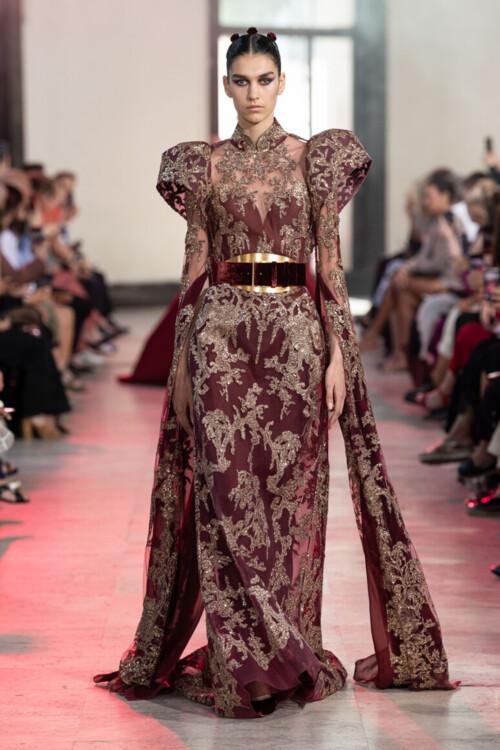 Elie Saab Couture осень-зима 2019/2020