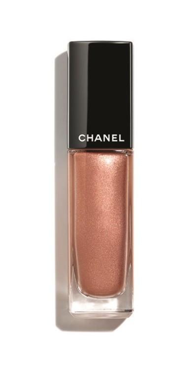 Жидкие тени с металлическим блеском Ombre Première Laque Rising Sun из весенней коллекции макияжа Desert Dream, Chanel, лимитированный выпуск