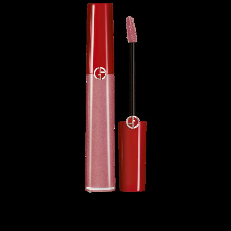 Блеск для губ с матовой текстурой LIP MAESTRO № 513, оттенок Drama Glow, Giorgio Armani