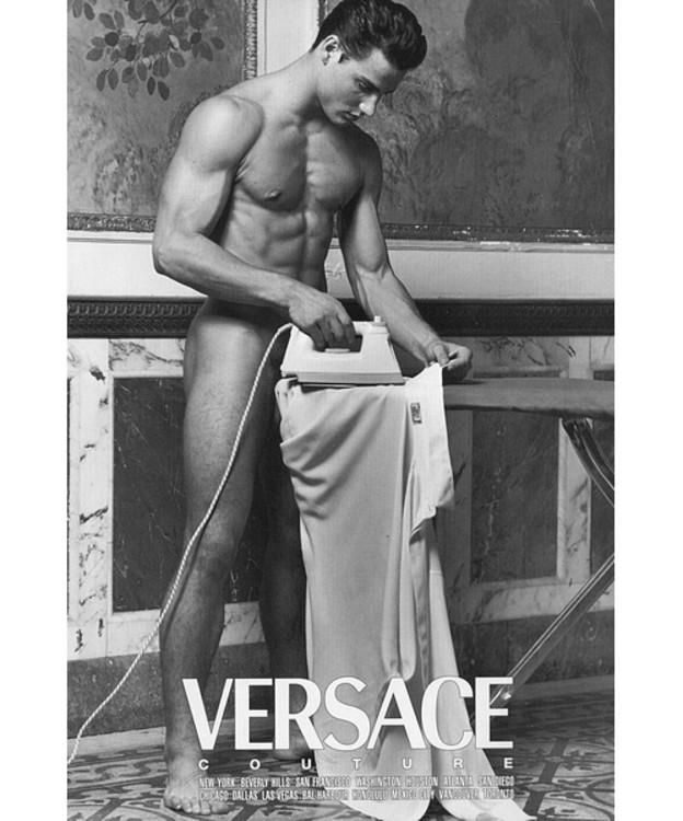 Gianni Versace Uomo весна-лето 1995