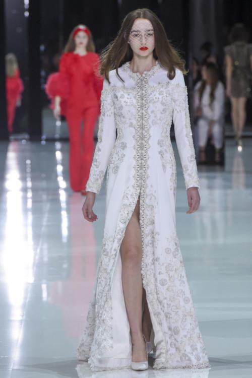 Ralph & Russo Couture весна-лето 2018