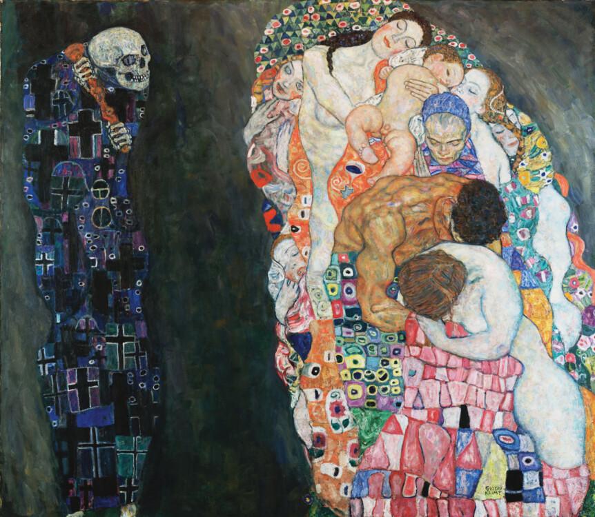 «Смерть і Життя», 1915