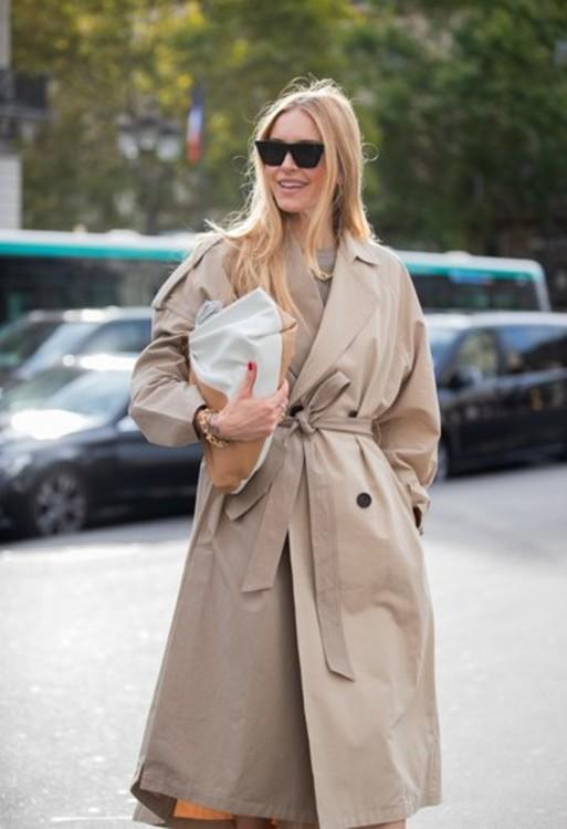 Длинные пальто и тренчи: +386%