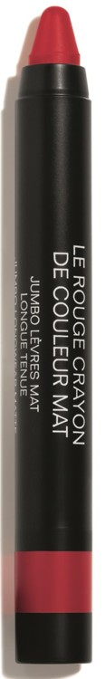 Помада-карандаш с матовым покрытием Le Rouge Crayon De Couleur Mat оттенка Subversion, Chanel