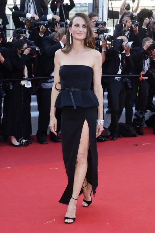 Камилль Коттен в Dior