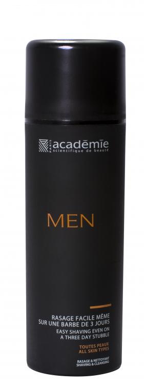 Гель для умывания, легкого бритья и увлажнения, Académie