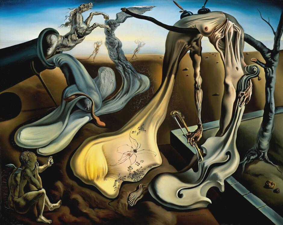 «Вечерний паук сулит надежду», 1941