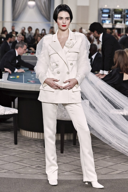 Chanel Couture осень-зима 2015/2016