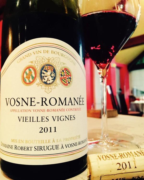 Вино Vosne-Romanée @cyndie.hollie