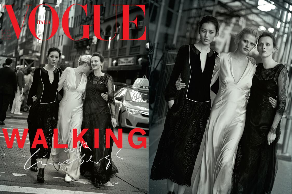 Vogue Italy, октябрь 2016