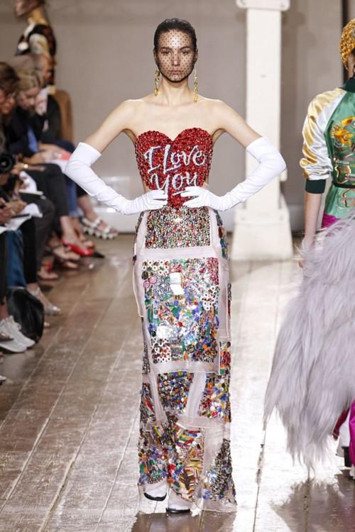 Maison Margiela Couture осень-зима 2014/15