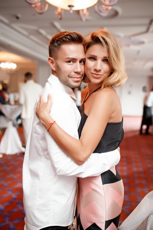 Алексей Прищепа и Катя Сильченко