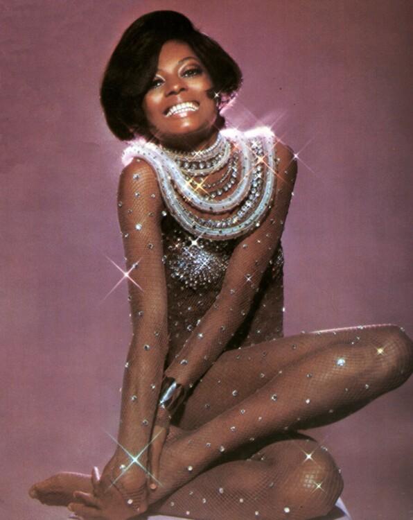 Даяна Росс, 1970-і