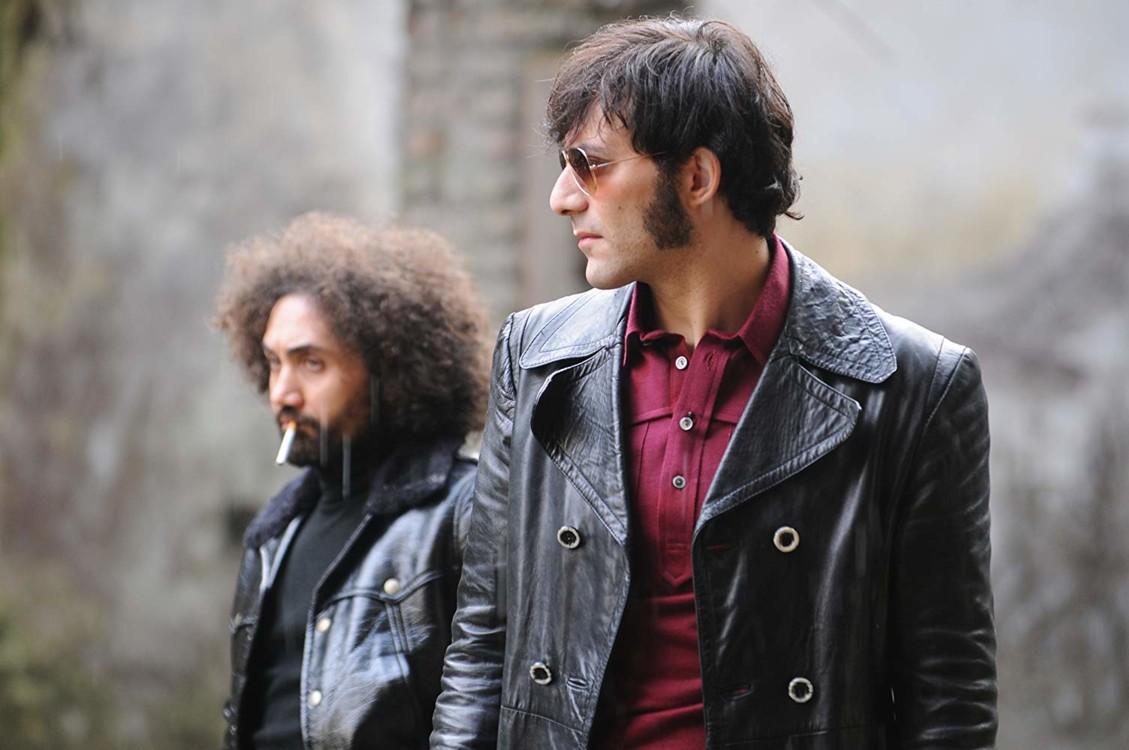 Кадр з фільму «Angel of Evil», 2010