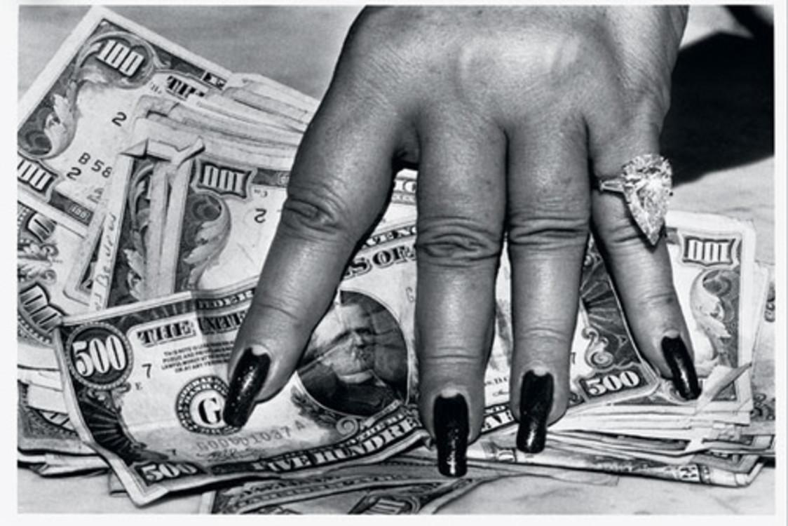 """""""Руки и доллары"""", Монте-Карло, 1986"""