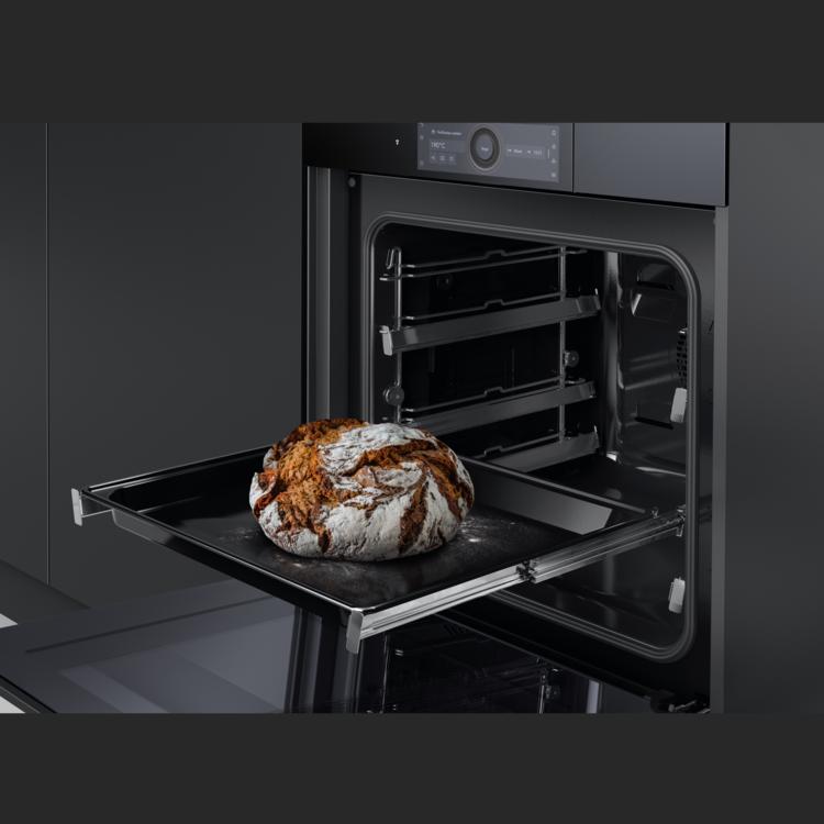 Функция «Подход теста» подает теплый воздух внутрь камеры и создает идеальную среду для дрожжевого теста