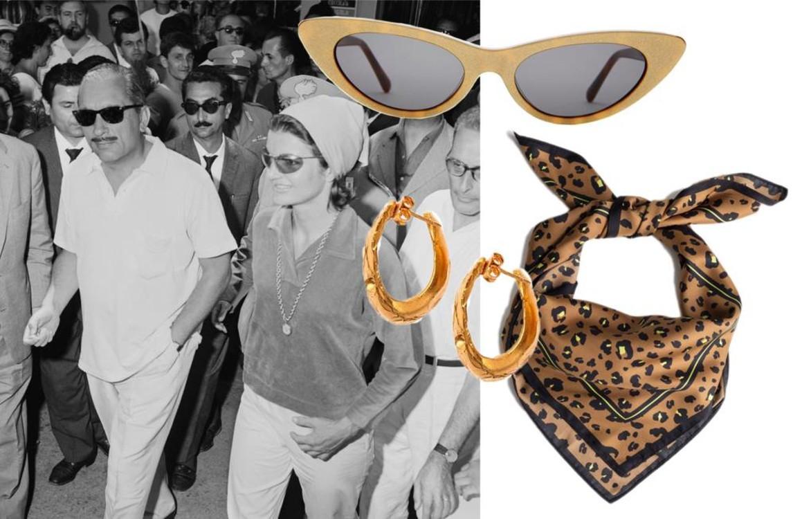Солнцезащитные очки Crap Eyewear, шарф & Other Stories, серьги Alighieri