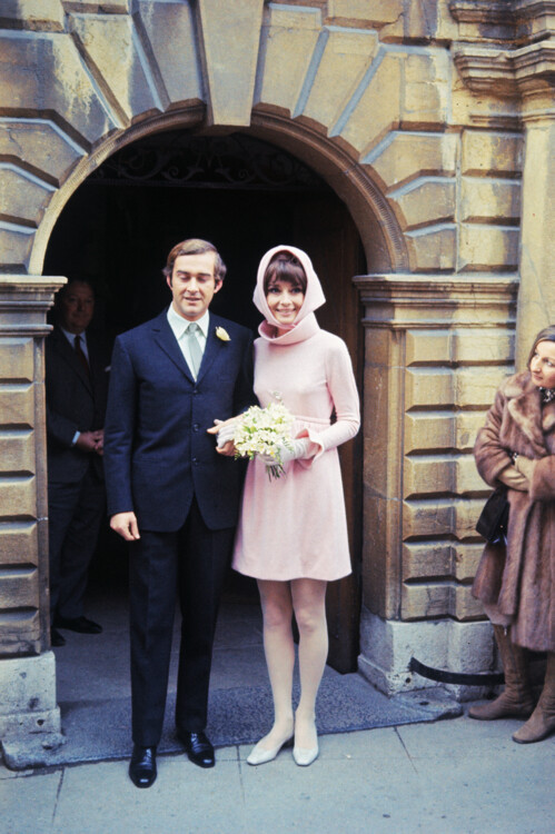 Одри Хепберн,1969