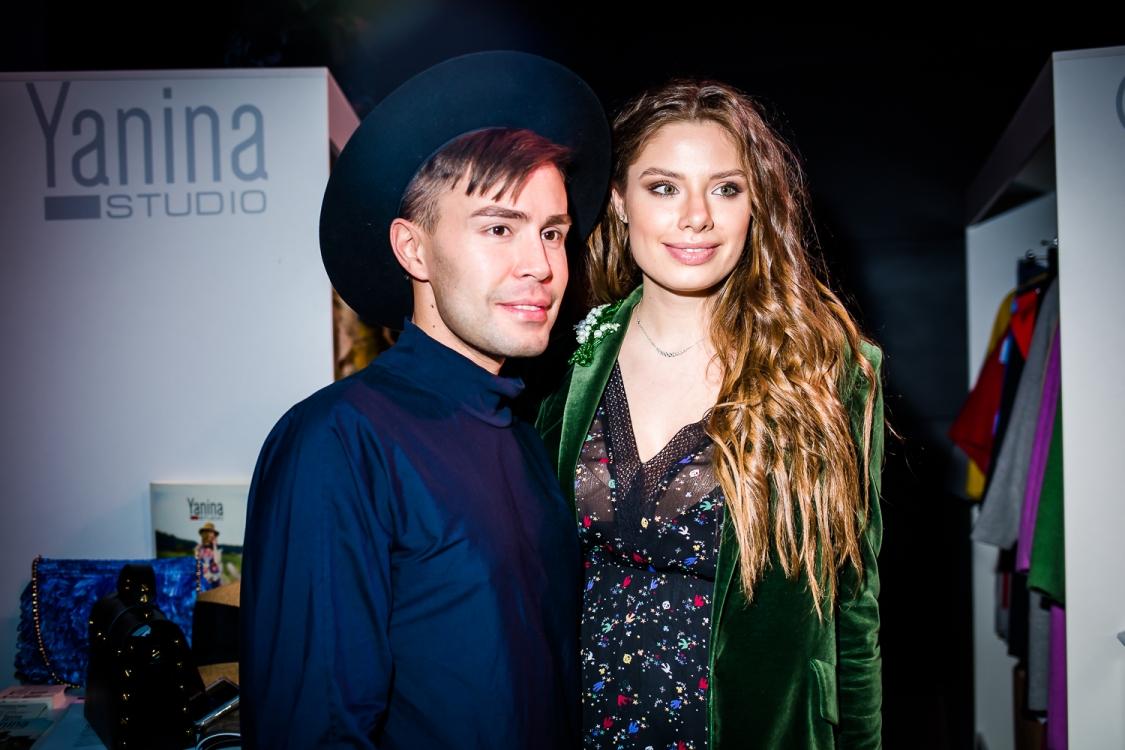 Алексей Прищепа и Татьяна Терехова