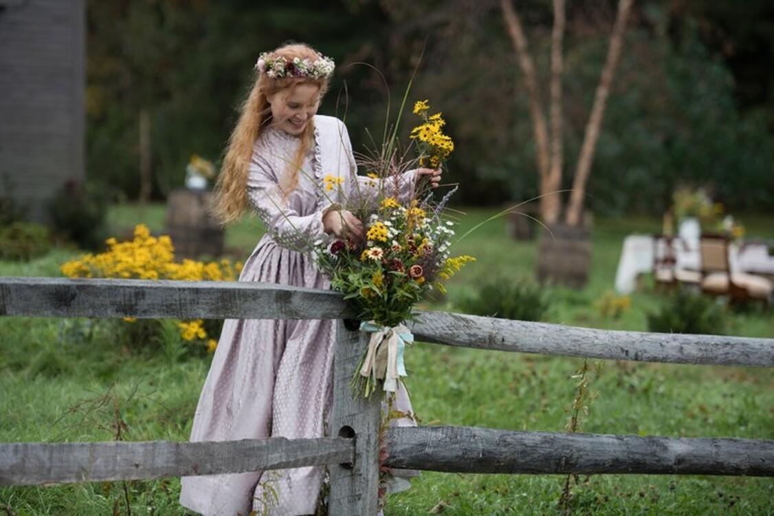 Елайза Сканлен у фільмі «Маленькі жінки»