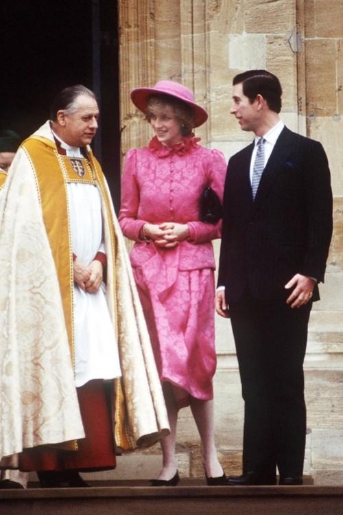 Принц Чарльз і принцеса Діана, 25 грудня 1982 р.