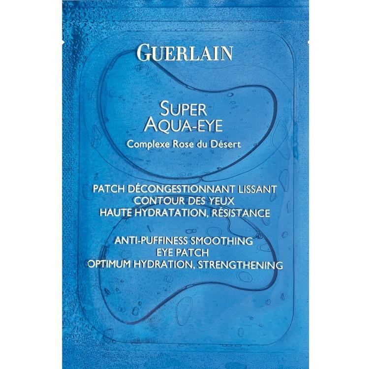 Гелеві патчі для зони навколо очей Super Aqua-Eye, Guerlain