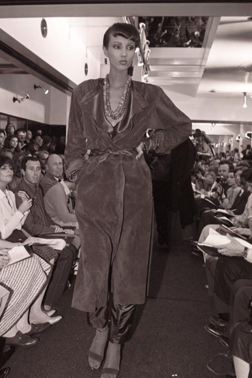 Calvin Klein осень 1979