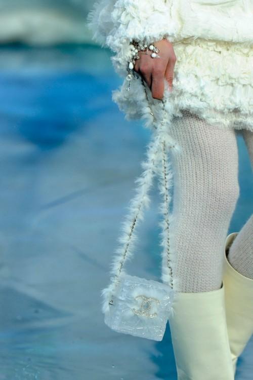 Chanel осень-зима 2010/2011