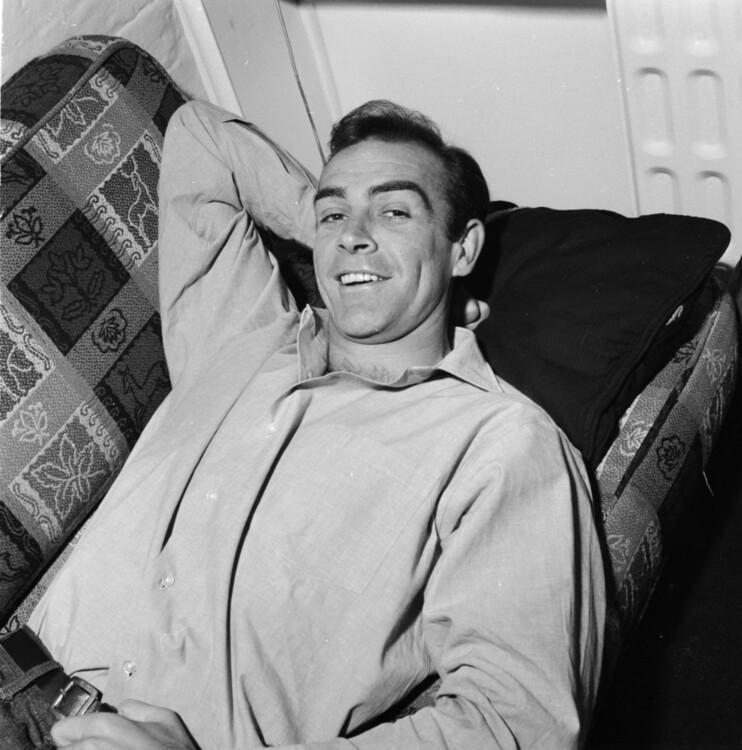 Шон Коннері, 1962