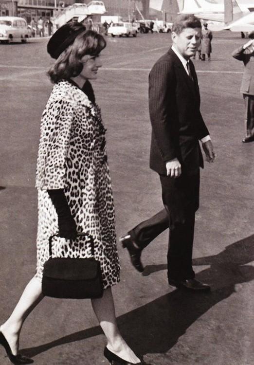Жаклін Кеннеді, 1960-і
