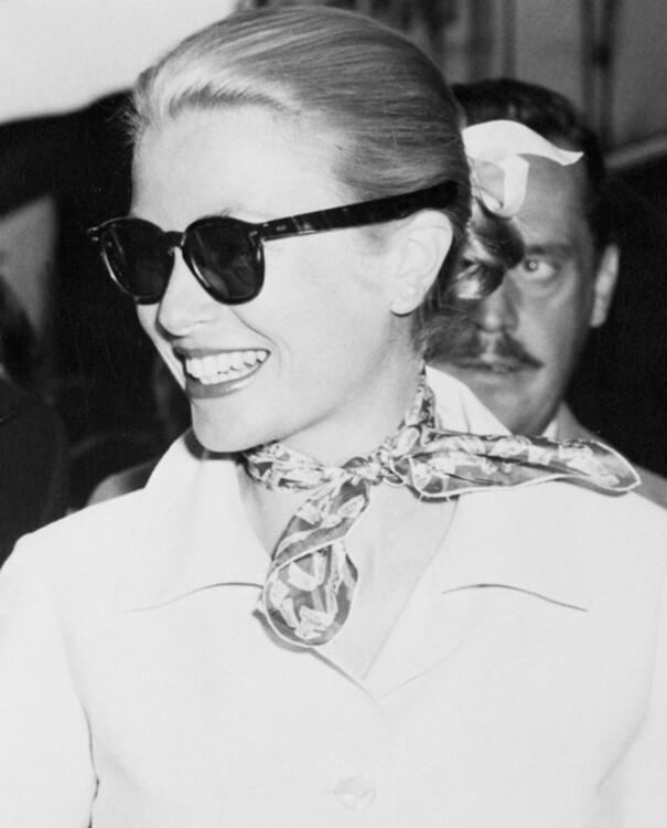 Грейс Келли, 1966