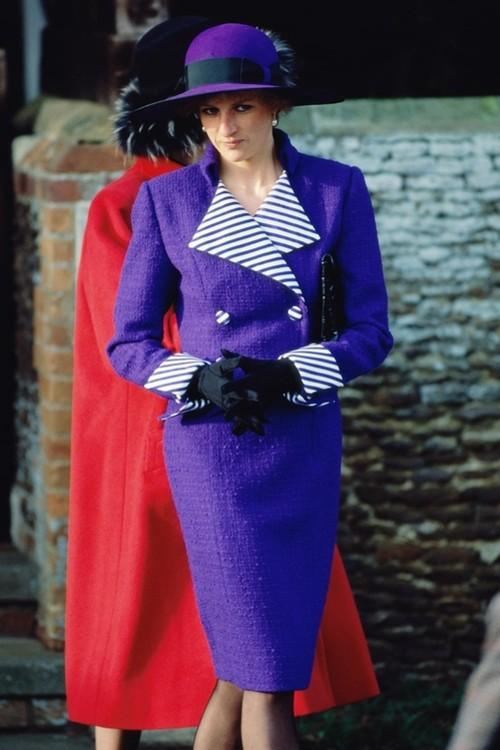 Принцеса Діана, 25 грудня 1989 р.