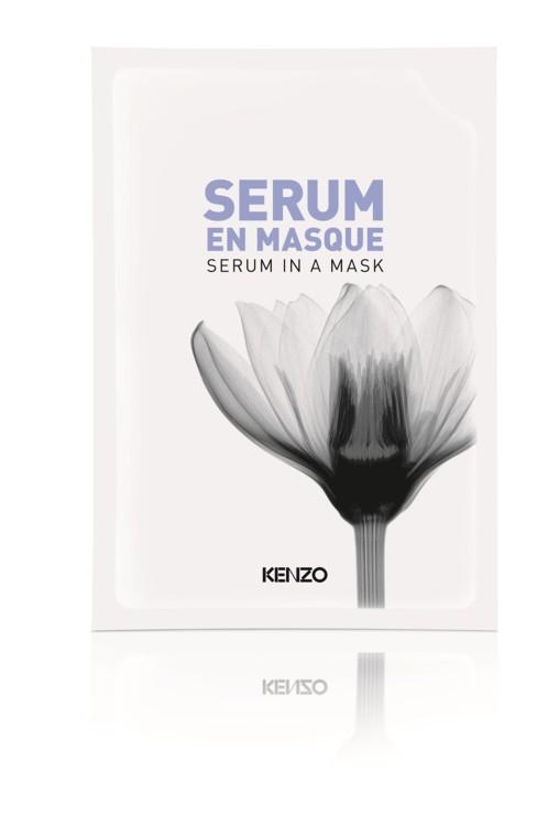Маска-сироватка для обличчя Serum In A Mask, KenzoKi
